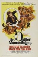 A Morte Não Manda Aviso (The Quiller Memorandum)