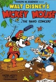 Mickey, o Maestro - Poster / Capa / Cartaz - Oficial 1