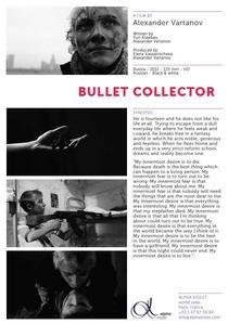 Colecionador de Balas - Poster / Capa / Cartaz - Oficial 1