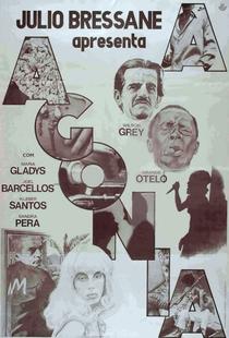 A Agonia - Poster / Capa / Cartaz - Oficial 1