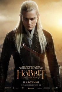 O Hobbit: A Desolação de Smaug - Poster / Capa / Cartaz - Oficial 26