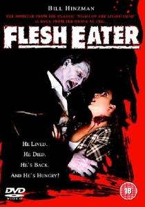 FleshEater - Poster / Capa / Cartaz - Oficial 3