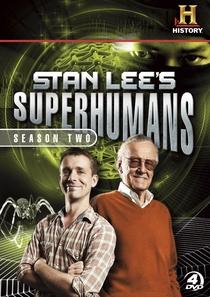 Os Super Humanos de Stan Lee (2ª Temporada)  - Poster / Capa / Cartaz - Oficial 1