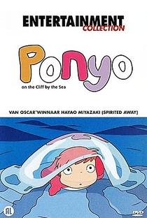 Ponyo: Uma Amizade que Veio do Mar - Poster / Capa / Cartaz - Oficial 39