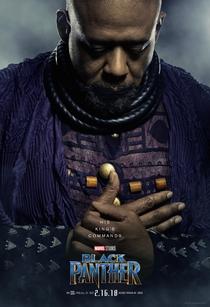 Pantera Negra - Poster / Capa / Cartaz - Oficial 24