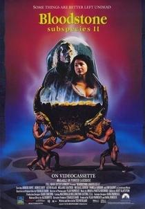Bloodstone - A Maldição Continua - Poster / Capa / Cartaz - Oficial 5