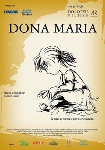 Dona Maria - Poster / Capa / Cartaz - Oficial 1