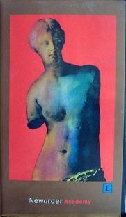New Order – Academy - Poster / Capa / Cartaz - Oficial 1