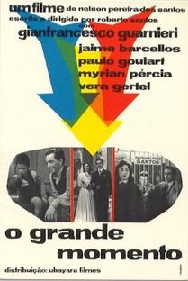 O Grande Momento - Poster / Capa / Cartaz - Oficial 1