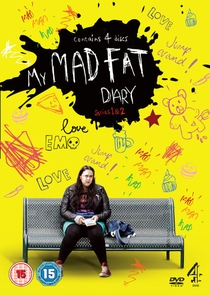 My Mad Fat Diary (3ª Temporada) - Poster / Capa / Cartaz - Oficial 2