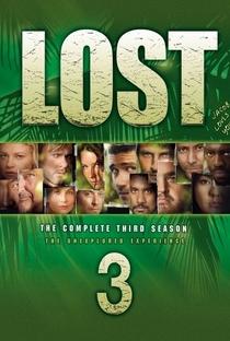 Lost (3ª Temporada) - Poster / Capa / Cartaz - Oficial 1