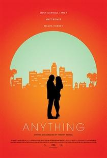 Anything - Poster / Capa / Cartaz - Oficial 2