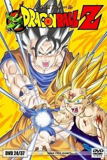 Dragon Ball Z (6ª Temporada) - Poster / Capa / Cartaz - Oficial 1