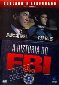 A História do FBI - Poster / Capa / Cartaz - Oficial 3