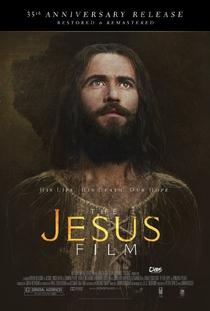 Jesus - Segundo o Evangelho de Lucas - Poster / Capa / Cartaz - Oficial 3