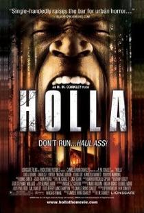 Holla - Poster / Capa / Cartaz - Oficial 1