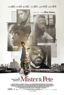 O destino de Mister e Pete - Poster / Capa / Cartaz - Oficial 2