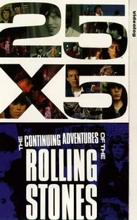 25x5: The Continuing Adventures of the Rolling Stones - Poster / Capa / Cartaz - Oficial 1