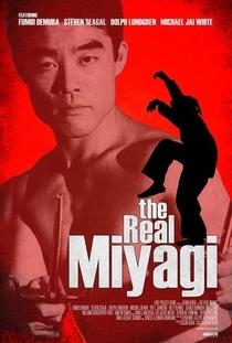 The Real Miyagi - Poster / Capa / Cartaz - Oficial 3