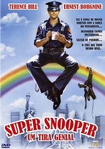 Super Snooper - Um Tira Genial - Poster / Capa / Cartaz - Oficial 2