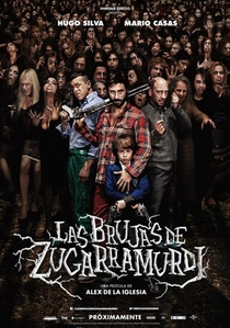 As Bruxas de Zugarramurdi - Poster / Capa / Cartaz - Oficial 3