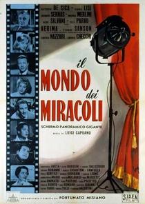 Il Mondo dei Miracoli - Poster / Capa / Cartaz - Oficial 1