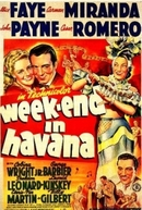 Aconteceu em Havana (Week-End in Havana)