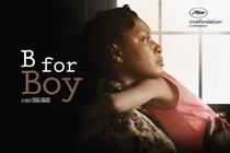 B for Boy - Poster / Capa / Cartaz - Oficial 1