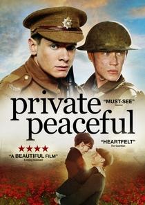 Private Peaceful - Poster / Capa / Cartaz - Oficial 1