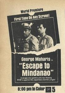 Fuga Para Mindanao - Poster / Capa / Cartaz - Oficial 2