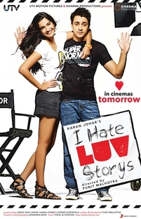 I Hate Luv Storys - Poster / Capa / Cartaz - Oficial 2