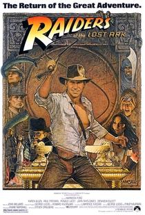 Indiana Jones e os Caçadores da Arca Perdida - Poster / Capa / Cartaz - Oficial 1