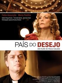 País do Desejo - Poster / Capa / Cartaz - Oficial 1
