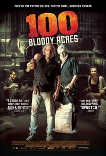100 Bloody Acres - Poster / Capa / Cartaz - Oficial 2