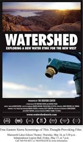 Watershed: Exploring a New Water Ethic for the New West - Poster / Capa / Cartaz - Oficial 1