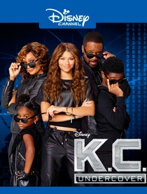 Agente K.C. (2 Temporada) - Poster / Capa / Cartaz - Oficial 3