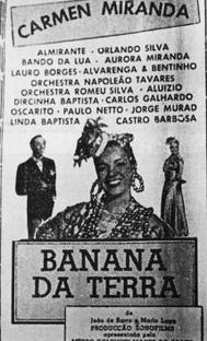Banana-da-Terra  - Poster / Capa / Cartaz - Oficial 1