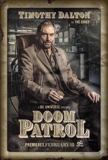 Patrulha do Destino (1ª Temporada) - Poster / Capa / Cartaz - Oficial 7