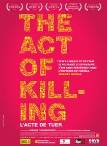 O Ato de Matar - Poster / Capa / Cartaz - Oficial 5