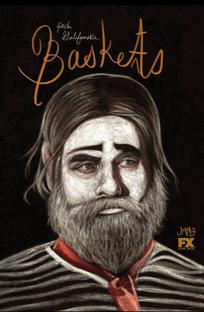 Baskets (2ª Temporada) - Poster / Capa / Cartaz - Oficial 1