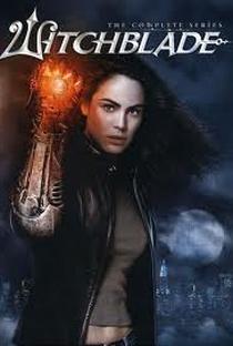 Witchblade (1ª Temporada) - Poster / Capa / Cartaz - Oficial 1