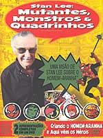 Stan Lee: Mutantes, Monstros e Quadrinhos - Poster / Capa / Cartaz - Oficial 2