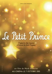 O Pequeno Príncipe - Poster / Capa / Cartaz - Oficial 2