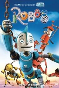 Robôs - Poster / Capa / Cartaz - Oficial 2
