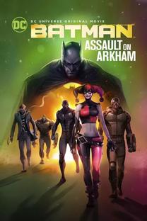 Batman: Ataque ao Arkham - Poster / Capa / Cartaz - Oficial 2