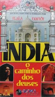 Índia - O Caminho dos Deuses - Poster / Capa / Cartaz - Oficial 1