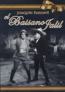 El baisano Jalil  - Poster / Capa / Cartaz - Oficial 1