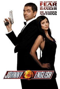 Johnny English - Poster / Capa / Cartaz - Oficial 10