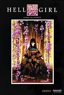 Jigoku Shoujo (1ª Temporada) - Poster / Capa / Cartaz - Oficial 5