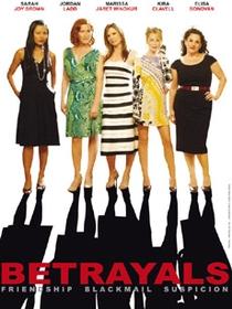 Betrayals - Foi um de nós - Poster / Capa / Cartaz - Oficial 1